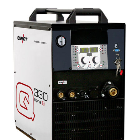 Многофункциональный аппарат для MIG/MAG сварки EWM alpha Q 330