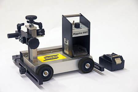 Компактный сварочный трактор ESAB Miggytrac B501