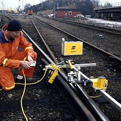 Автоматическая установка для наплавки рельсов и крестовин Railtrac BV / BVR 1000