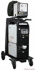 Аппарат для сварки MIG/MAG с плавной регулировкой EWM Taurus 355 TDM
