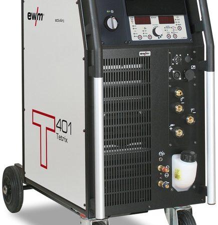 Аппарат для сварки TIG постоянным током EWM Tetrix 401