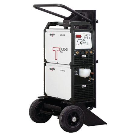 Аппарат для сварки TIG постоянным током EWM Tetrix 300-2