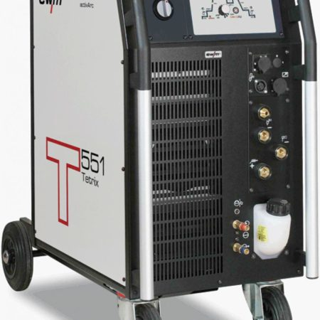 Аппарат для сварки TIG постоянным током EWM Tetrix 551